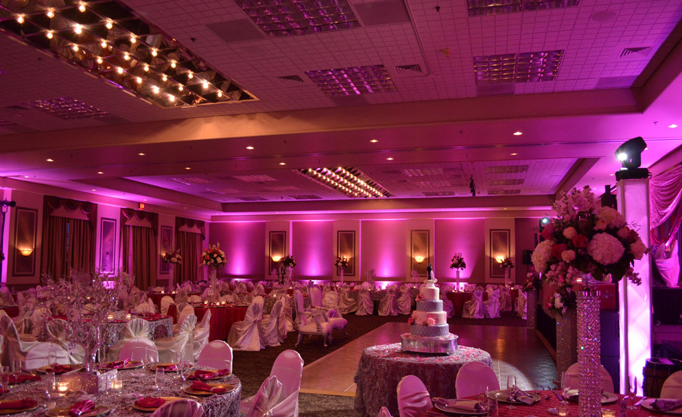 Wedding Uplighting Services Fernando Productions